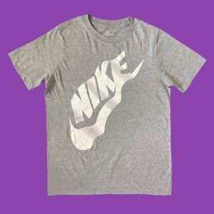 VTG Melting Nike Logo Tee